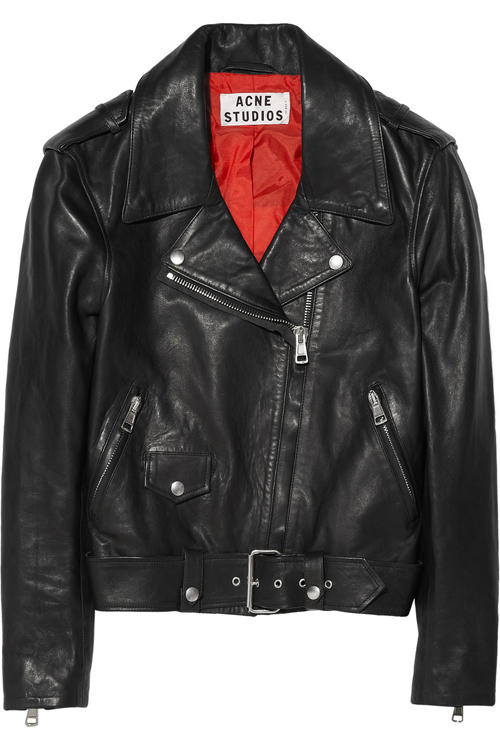 Acne Mape Motorcycle Jacket