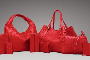 Bottega Veneta's Red Story Comes Just in Time for Christmas
