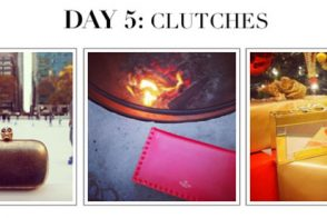 #12DaysofHandbags Day 5: Clutches