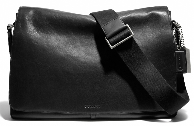 Coach Bleecker Legacy Courier Bag