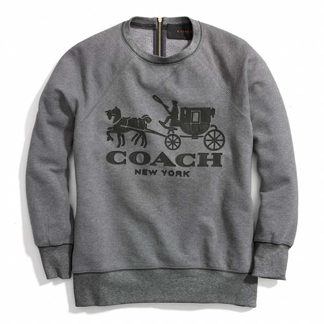 Coach Horse and Carriage Sweatshirt