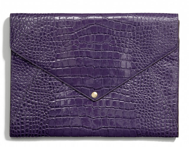 Coach Legacy Envelope iPad Case