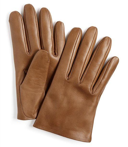 DKNY Nappa Shorty Gloves