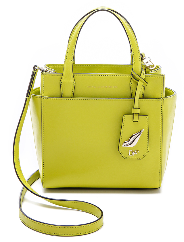 Diane von Furstenberg On the Go Mini Crossbody Tote