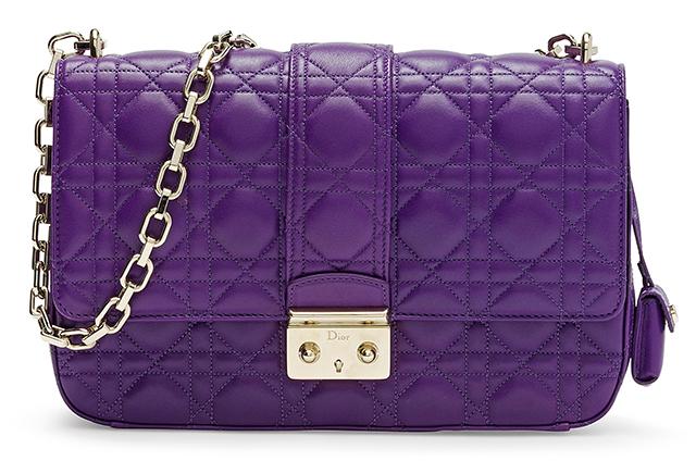 Dior Miss Dior Bicolor Shoulder Bag