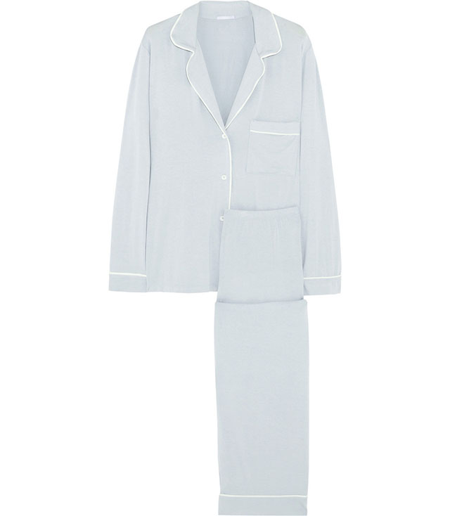 Eberjey Gisele Stretch-Jersey Pajama Set