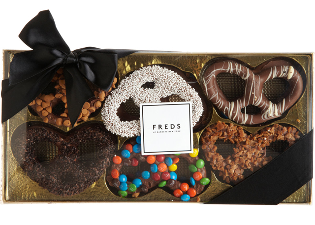 Freds at Barneys New York Decorated Pretzel Set