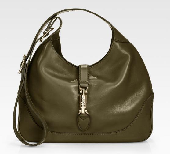 Gucci Jackie Medium Shoulder Bag