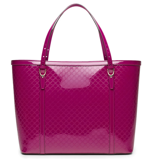 Gucci Nice Microguccissima Leather Tote