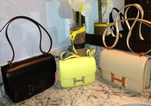 Hermes Constance Bags