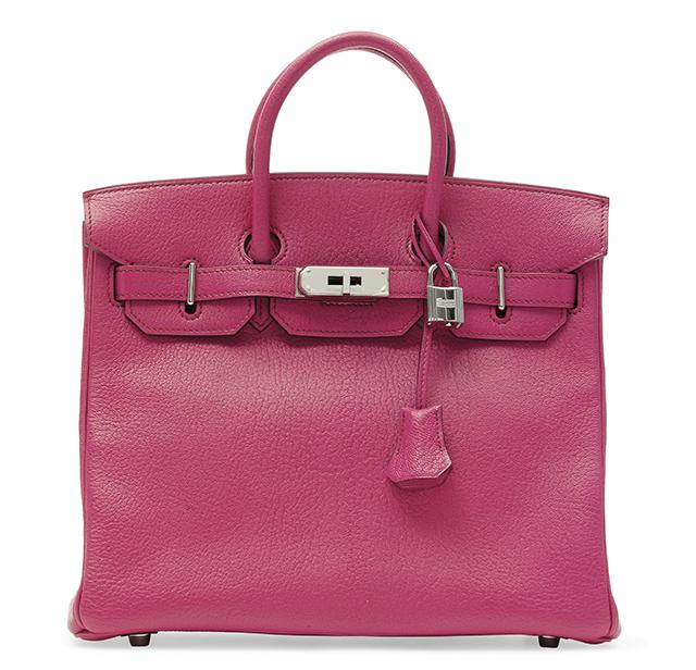 Hermes Hau Au Courroies Bag