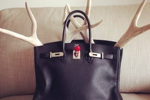 My Hermes Birkin is Feeling Festive