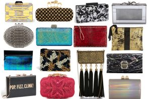 The Holidays are Here – Check Out These 20 Party-Ready Clutches Starting at $45