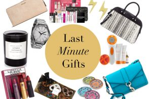 12 Last-Minute Gifts for the Procrastinators
