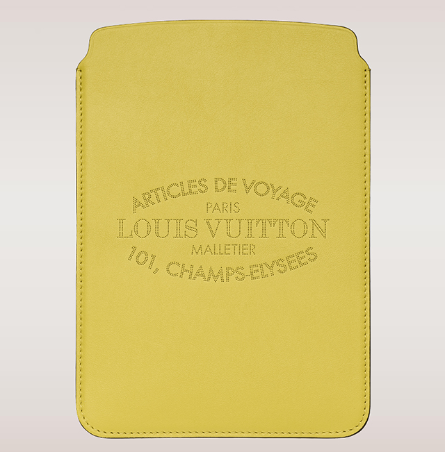Louis Vuitton Softcase iPad Mini Case