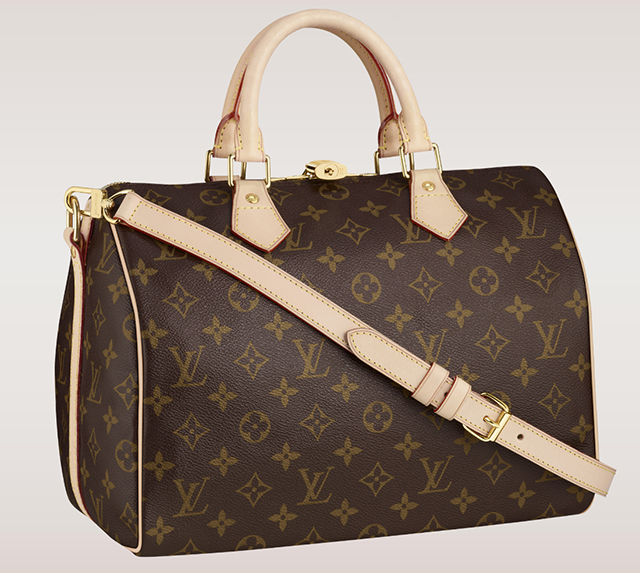 59a4efb329eb Bags for Your Daughter Louis Vuitton Speedy Bandouliere Bag  1