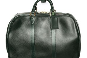 Man Bag Monday: Louis Vuitton Vintage Epi Leather Travel Bag