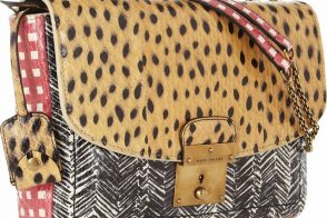 Marc Jacobs Polly Mini Glosded Elaphe and Leather Shoulder Bag.jpg