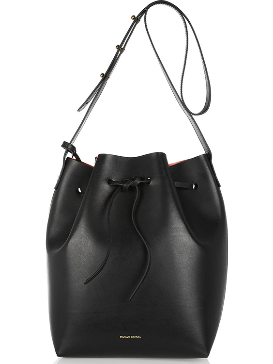 c10751aa7a94 Bags for Your Best Friend Mansur Gavriel Bucket Bag  495 via Net-a-Porter