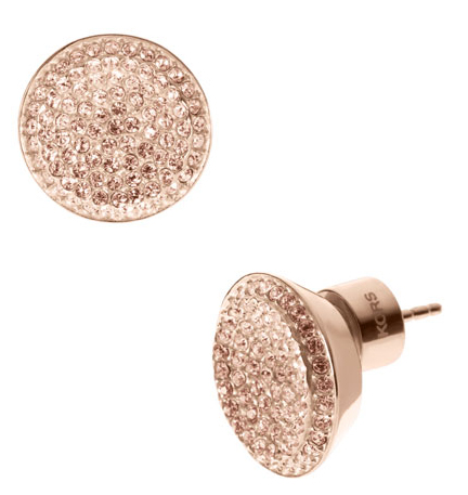 Michael Kors Pave Stud Earrings