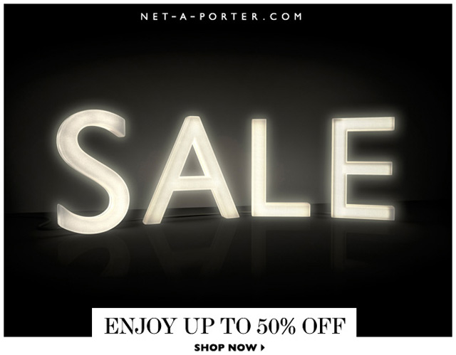 net a porter sale