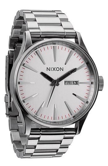 Nixon Sentry Bracelet Watch