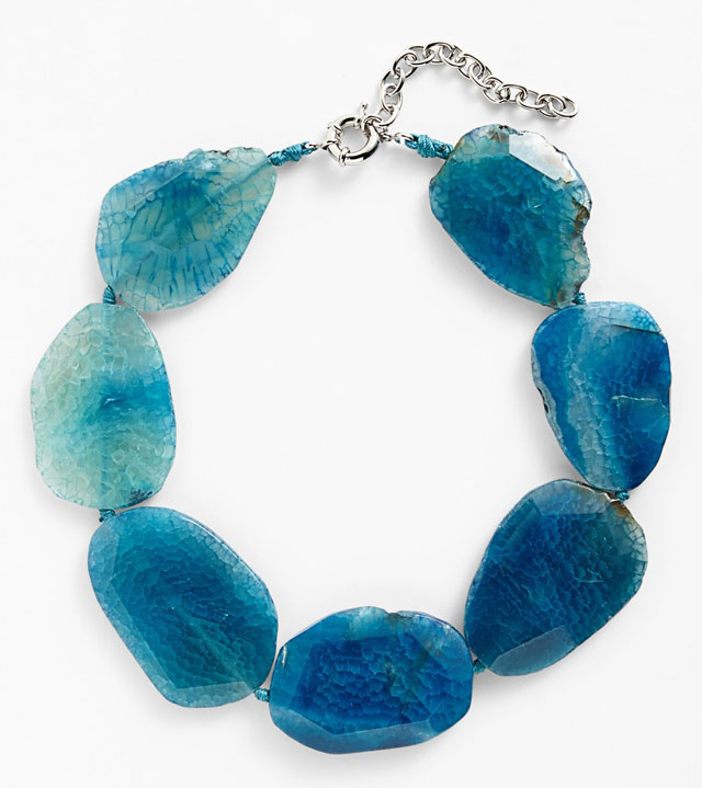 Panacea Agate Necklace