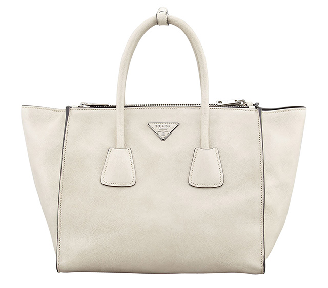 Prada Twin Pocket Tote