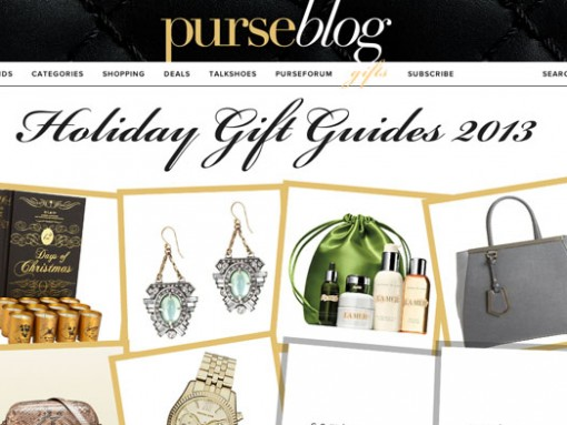 PurseBlog Holiday 2013 Gift Guides