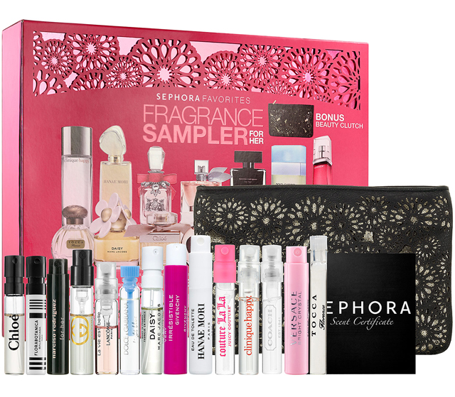 Sephora Favorites Fragrance Sampler