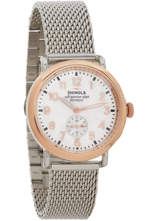 Shinola Runwell Bracelet Watch