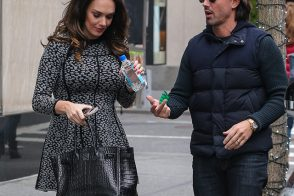 Tamara Ecclestone Carries Hermes to Shop at Hermes