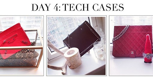 #12DaysofHandbags Day 4: Tech Cases