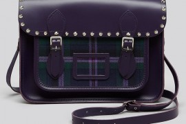 The Cambridge Satchel Company Satchel Plaid