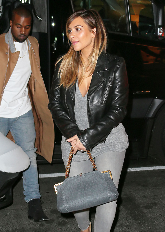The Many Bags Of Kim Kardashian 19