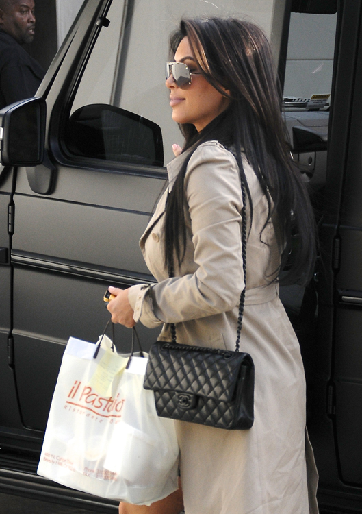 The Many Bags of Kim Kardashian 21