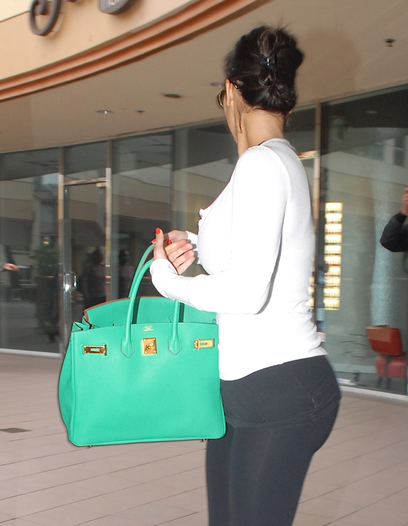 The Many Bags of Kim Kardashian 49