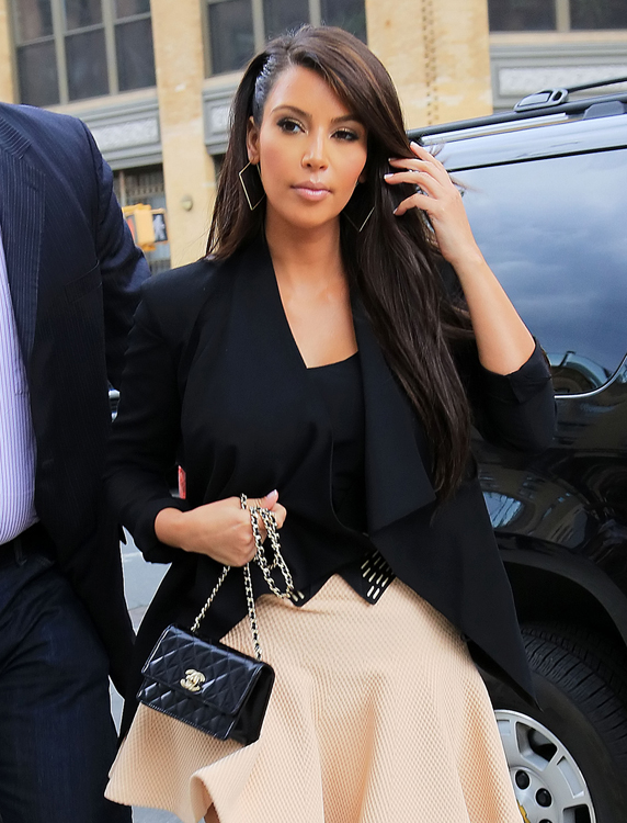The Many Bags of Kim Kardashian 52
