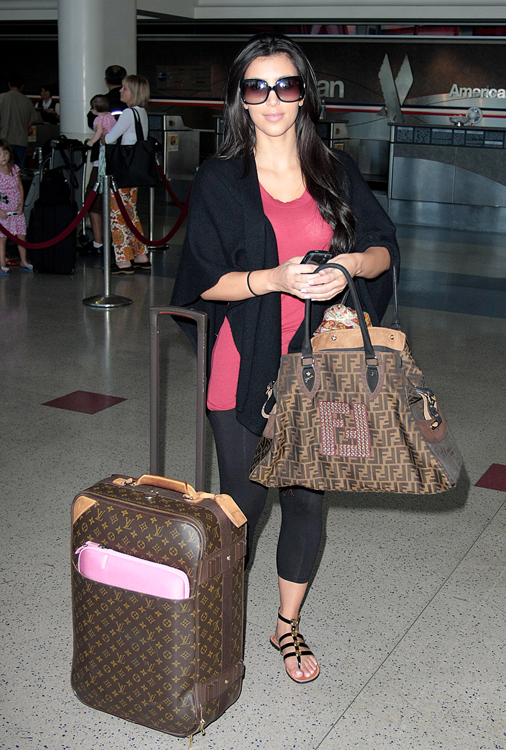 The Many Bags of Kim Kardashian 54