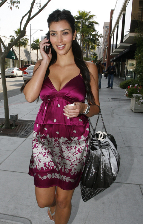 The Many Bags of Kim Kardashian 56