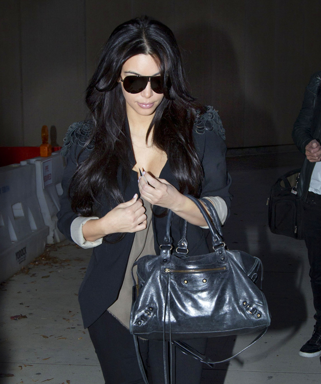 The Many Bags of Kim Kardashian 6