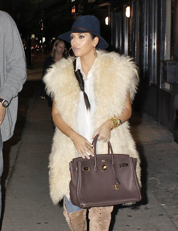 The Many Bags of Kim Kardashian 7