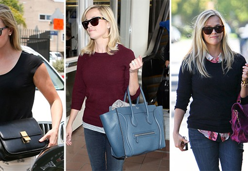 The Many Bags of Reese Witherspoon