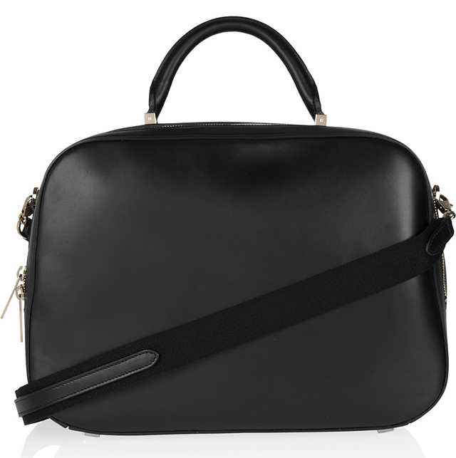 The Row Small Bowler Bag
