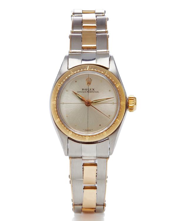 Vintage Rolex Oyster Zephyr Dial Watch