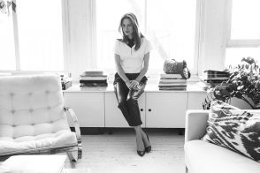 What's In Her Bag: Jennifer Zuccarini of Fleur du Mal (14)