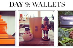 #12DaysofHandbags Day 9: Wallets