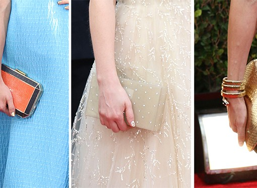 2014 Golden Globe Awards Clutches
