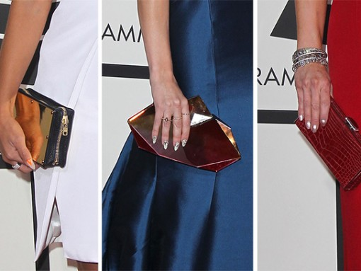 The Best Red Carpet Handbags of the 2014 Grammy Awards