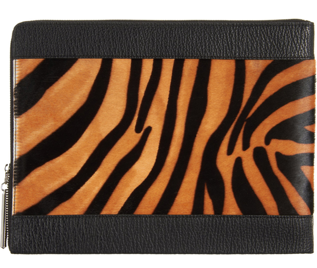 3.1 Phillip Lim Calf Hair iPad Case